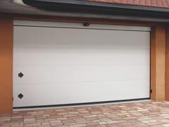Portone da garage in alluminioORUS - BREDA SISTEMI INDUSTRIALI