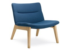 Poltrona in tessutoOSLO LOUNGE D-1 - LD SEATING