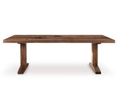 Tavolo rettangolare in rovere OSLO | Tavolo rettangolare - Oliver B. Wild