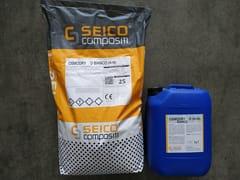 Impermeabilizzante a base cementiziaOSMODRY D BIANCO (A+B)® - SEICO COMPOSITI