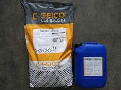 Impermeabilizzante a base cementizia OSMODRY DS (A+B)® - Impermeabilizzazione con malte e composti osmotici