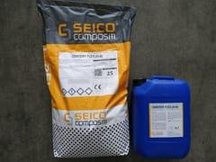Impermeabilizzante a base cementizia OSMODRY FLEX (A+B)® - Impermeabilizzazione con malte e composti osmotici