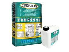 INDEX, OSMOFLEX AB Impermeabilizzante cementizio elastico