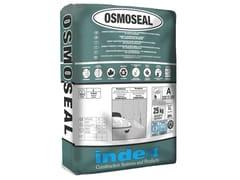 Cemento osmotico impermeabilizzante in controspintaOSMOSEAL - INDEX