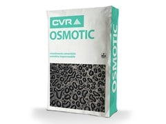 CVR, OSMOTIC Impermeabilizzante a base cementizia