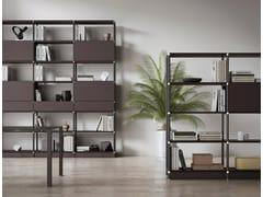Mobile ufficio / libreria ufficioOTTAEDRO - DIEFFEBI