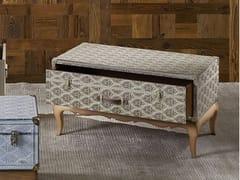 Tavolino rettangolare in legno con vano contenitore da salottoOTTAVIO | Tavolino rettangolare - ARVESTYLE