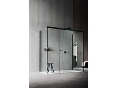 Box doccia rettangolare con porta scorrevoleOTTO | Box doccia con porta scorrevole - ARBLU