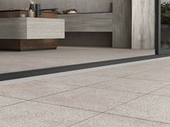 Lastra per esterno in gres porcellanato OUT.20 NATIVE Ash - ABK GROUP INDUSTRIE CERAMICHE