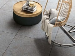 Lastra per esterno in gres porcellanato OUT.20 NATIVE Fog - ABK GROUP INDUSTRIE CERAMICHE