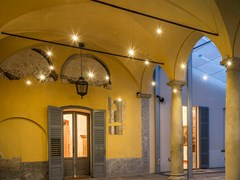 LAMPADA A SOSPENSIONE PER ESTERNO A LEDOUTDOOR - ALBUM ITALIA