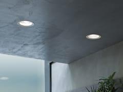 Faretto a LED rotondo in alluminio da incassoOUTLOOK_C - LINEA LIGHT GROUP