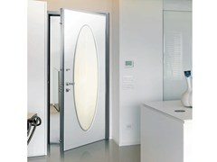Pannello di rivestimento per porte blindate OVAL - ALIAS SECURITY DOORS