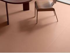 Marca Corona, OVERCLAY COTTO Pavimento/rivestimento in gres porcellanato effetto terra
