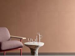 Pavimento/rivestimento in gres porcellanato effetto terraOVERCLAY ROSE - CERAMICHE MARCA CORONA