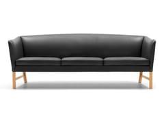 Divano imbottito a 3 postiOW603   Sofa - CARL HANSEN & SØN MØBELFABRIK A/S