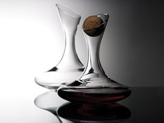 Decanter in cristallo OXYGEN - NUDE