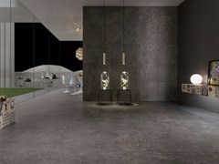 NOVOCERAM, OZ Pavimento/rivestimento in gres porcellanato effetto pietra