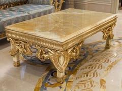 Tavolino da caffè rettangolare in oniceTavolino in onice - ANCA
