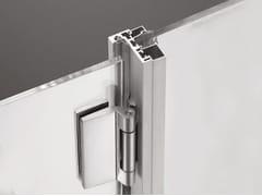 Metalglas Bonomi, P-030-V Stipiti in alluminio