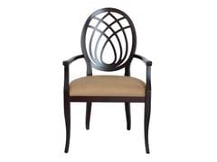 Sedia in faggio con braccioliP 671 | Sedia con braccioli - MODONUTTI