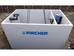 Impianto di prima pioggiaP.P.S.C. - PIRCHER