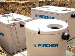 Pircher, P.R. | Pozzetto ripartitore circolare  Pozzetto ripartitore circolare