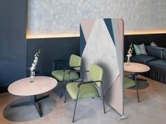 Pannelli divisori per interni in tessuto stampabileP-TESSUTO - STUDIO T
