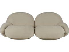 Divano componibile a 2 postiPACHA SOFA | 2 seater armrests - GUBI