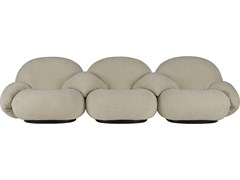Divano componibile a 3 postiPACHA SOFA | 3 seater central armrest - GUBI