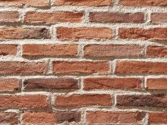Rivestimento in mattone ricostruitoPADANO MR02 | Rosso - GEOPIETRA