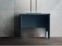 Sgabello / tavolino in legnoPAESTUM 43 - CERASA