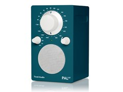 Radio wireless con batteria ricaricabile PAL BT DEEP OCEAN TEAL - TIVOLI AUDIO COOPERATIEF U.A.