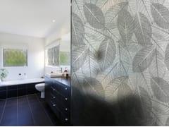 Pellicola per vetri adesiva decorativaFLORE - ACTE DECO
