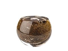 Vaso fatto a mano in vetro soffiatoPALPITO - VENINI