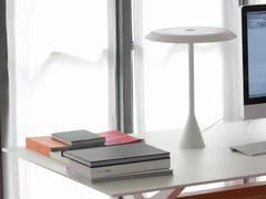 Lampada da tavolo a LED in alluminioPANAMA - NEMO