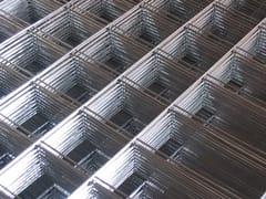 LINK industries, RETE ARMATURA MASSETTO - ZINCATA Reti per armatura massetto in acciaio zincato
