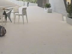 Pavimento/rivestimento antibatterico in gres porcellanato effetto pietraPANGEA - VIVES AZULEJOS Y GRES