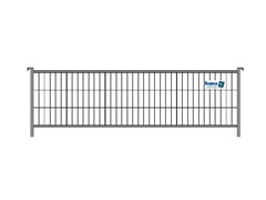 Pannello mobile zincato e saldatoPANNELLO MOBILE | 4 Tubi Basso - METALLURGICA IRPINA
