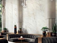 Pavimento/rivestimento in gres laminato effetto marmoALLURE – PAONAZZETTO - COTTO D'ESTE