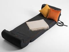 Poltrona letto in denimPAPPAGALLE | Poltrona letto in denim - MANTELLASSI DESIGN