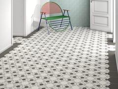 Pavimento/rivestimento in gres porcellanato effetto cementinePAPRICA P2 - CERAMICHE MARCA CORONA