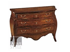 Cassettiera in legno masselloPARIGI | Cassettiera - ARVESTYLE
