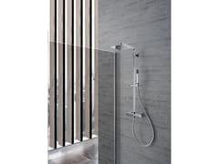 Colonna doccia a parete con doccettaPARIGI - WEISS-STERN