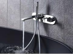 Miscelatore per vasca con deviatore con doccetta PARK | Miscelatore per vasca con doccetta - PARK