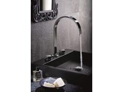Rubinetto per lavabo a 3 fori da piano PARK | Rubinetto per lavabo - PARK