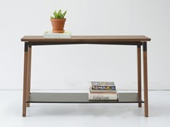 CONSOLLE IN LEGNO MASSELLOPARKDALE | CONSOLLE - HOLLIS+MORRIS