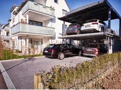 Sistema di parcheggio automaticoPARKLIFT 462 D - IDEALPARK