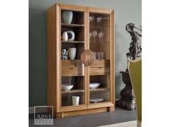 Vetrina in legno e vetroPARQUET | Vetrina - ARVESTYLE