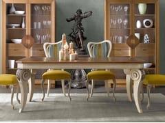 Tavolo allungabile da salotto rettangolare in legnoPARQUET | Tavolo - ARVESTYLE